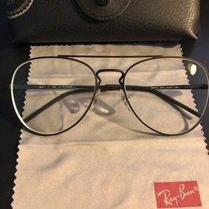 Rayban Eyeglasses (Matte Black)
